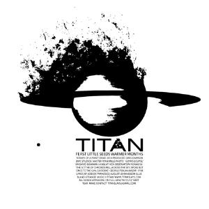 Titan - Scraps of a Feast CD (album) cover
