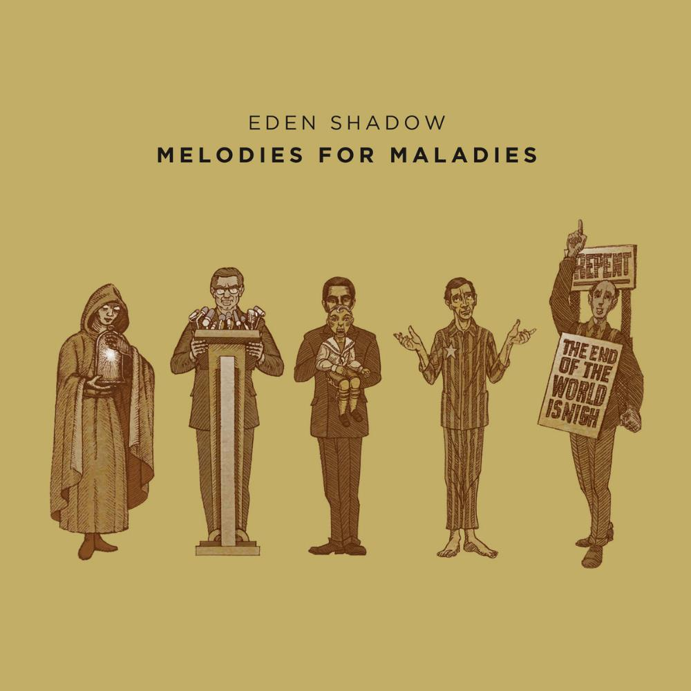 Melodies For Maladies by EDEN SHADOW album cover