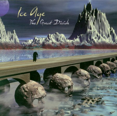 The Great Divide by ICE AGE album cover