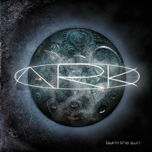 Ark - Burn The Sun CD (album) cover