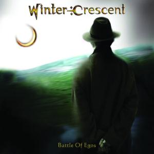 Battle of Egos by WINTER CRESCENT album cover