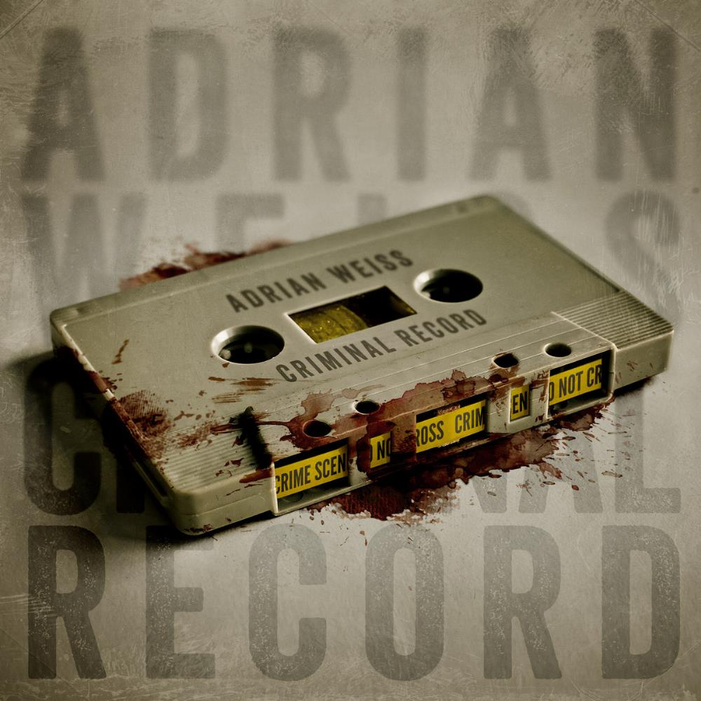 Criminal Record by WEISS, ADRIAN album cover