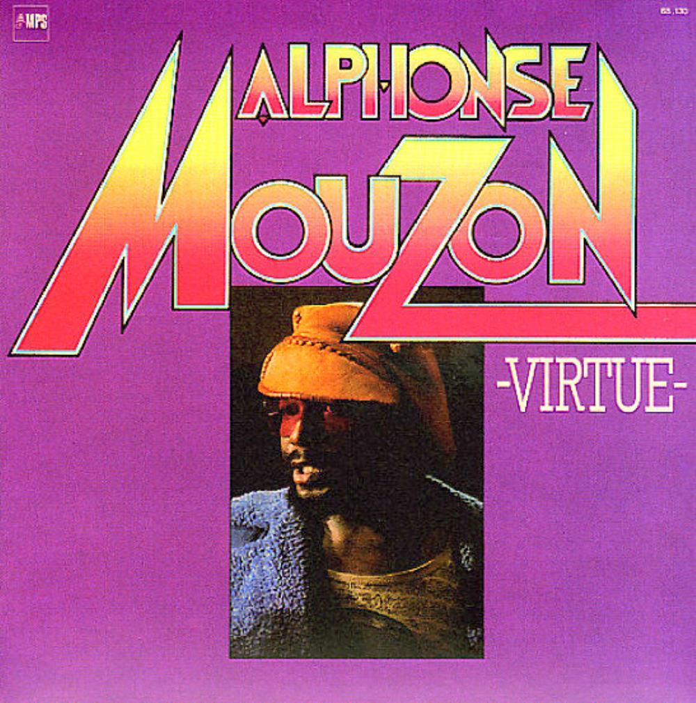 Virtue by MOUZON, ALPHONSE album cover