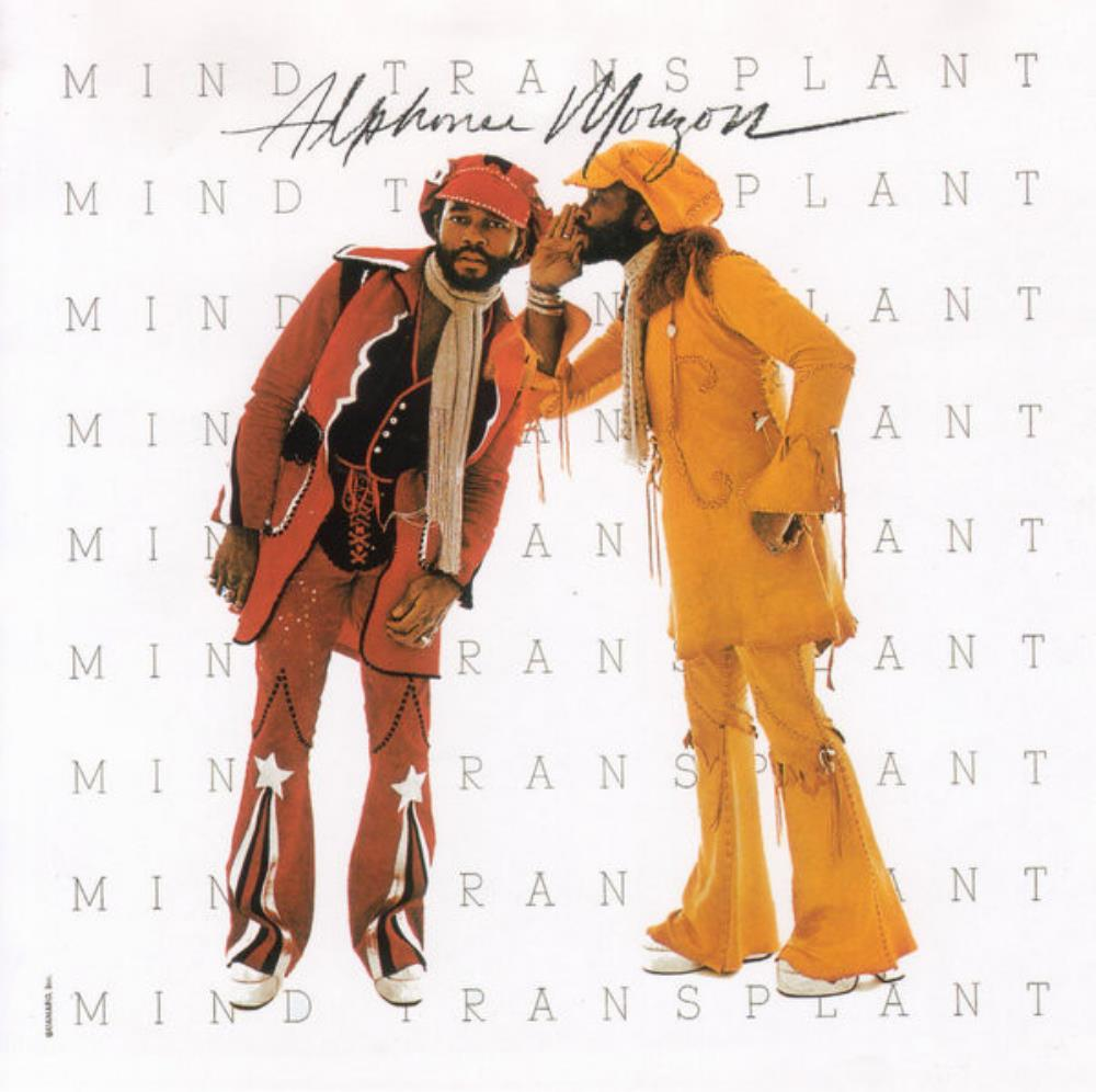 Mind Transplant by MOUZON, ALPHONSE album cover