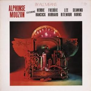 Alphonse Mouzon By All Means album cover