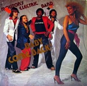 Alphonse Mouzon Baby Come Back album cover
