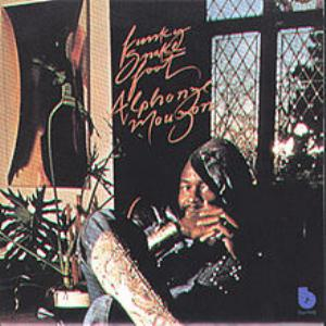 Alphonse Mouzon - Funky Snakefoot CD (album) cover