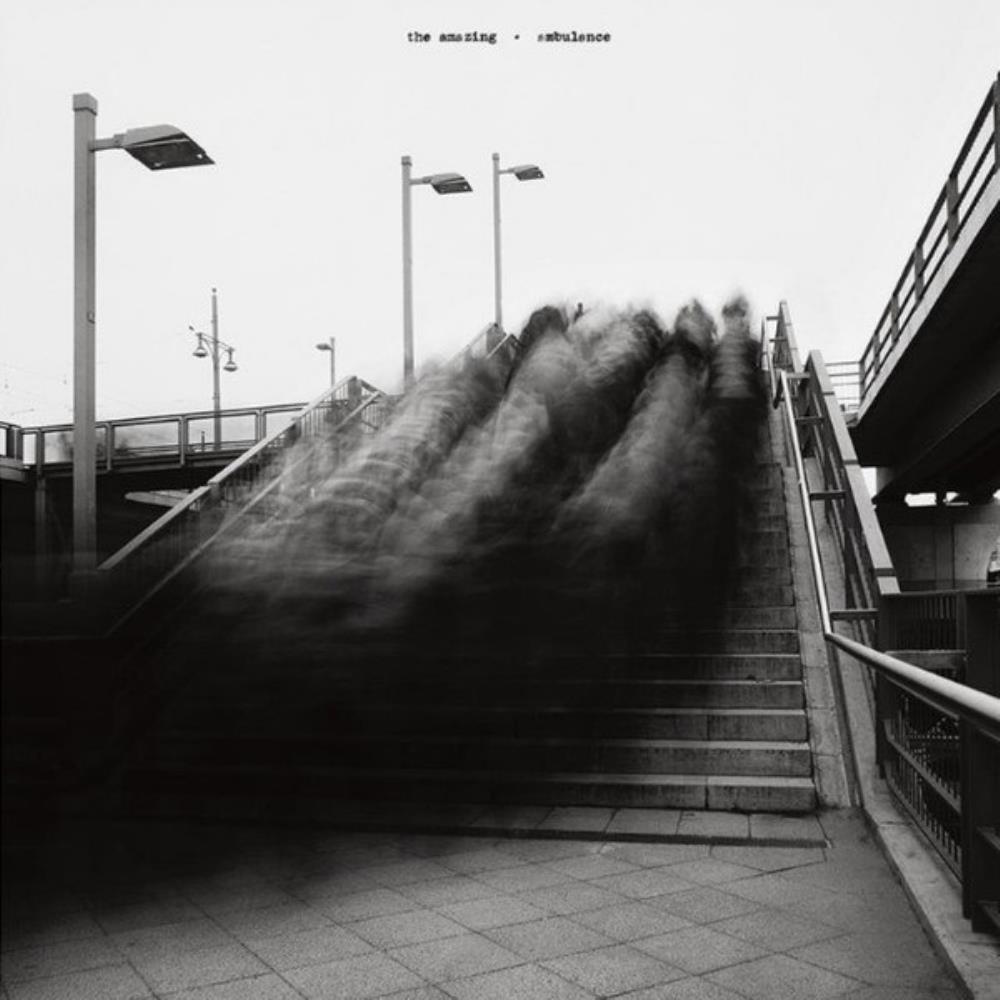 Ambulance by AMAZING, THE album cover