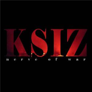 Ksiz Nerve Of War album cover