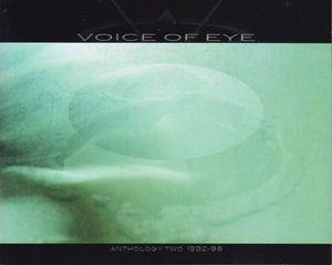 Anthology Two 1992-1996 by VOICE OF EYE album cover