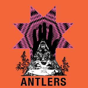 Antlers - 2607 Space Godz CD (album) cover