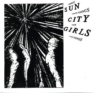 Bright Surroundings Dark Beginnings by SUN CITY GIRLS album cover