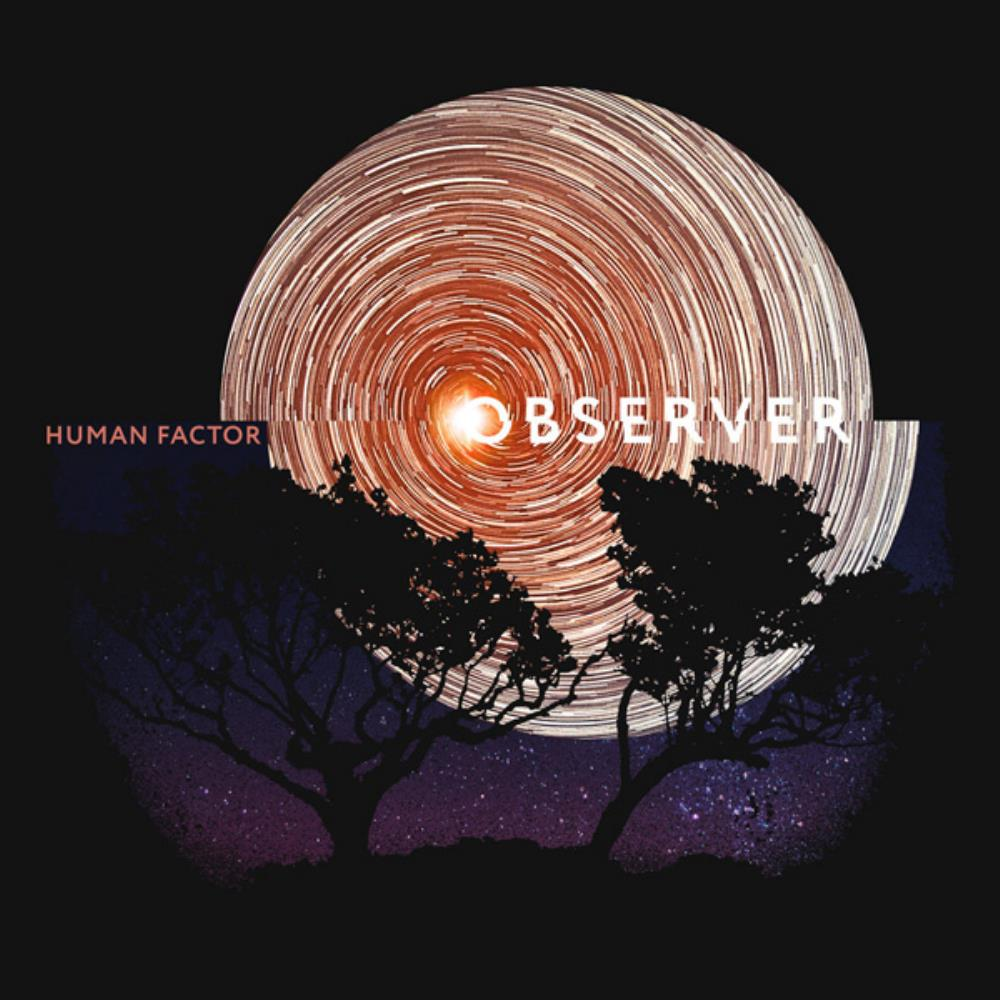 Observer by HUMAN FACTOR album cover