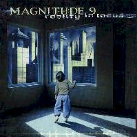 Reality in Focus by MAGNITUDE 9 album cover