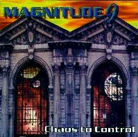Chaos To Control by MAGNITUDE 9 album cover
