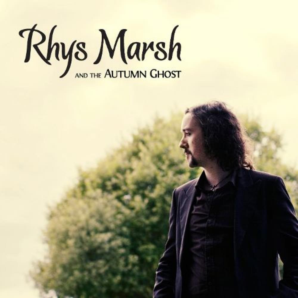 Rhys Marsh & the Autumn Ghost: The Fragile State Of Inbetween by MARSH, RHYS album cover