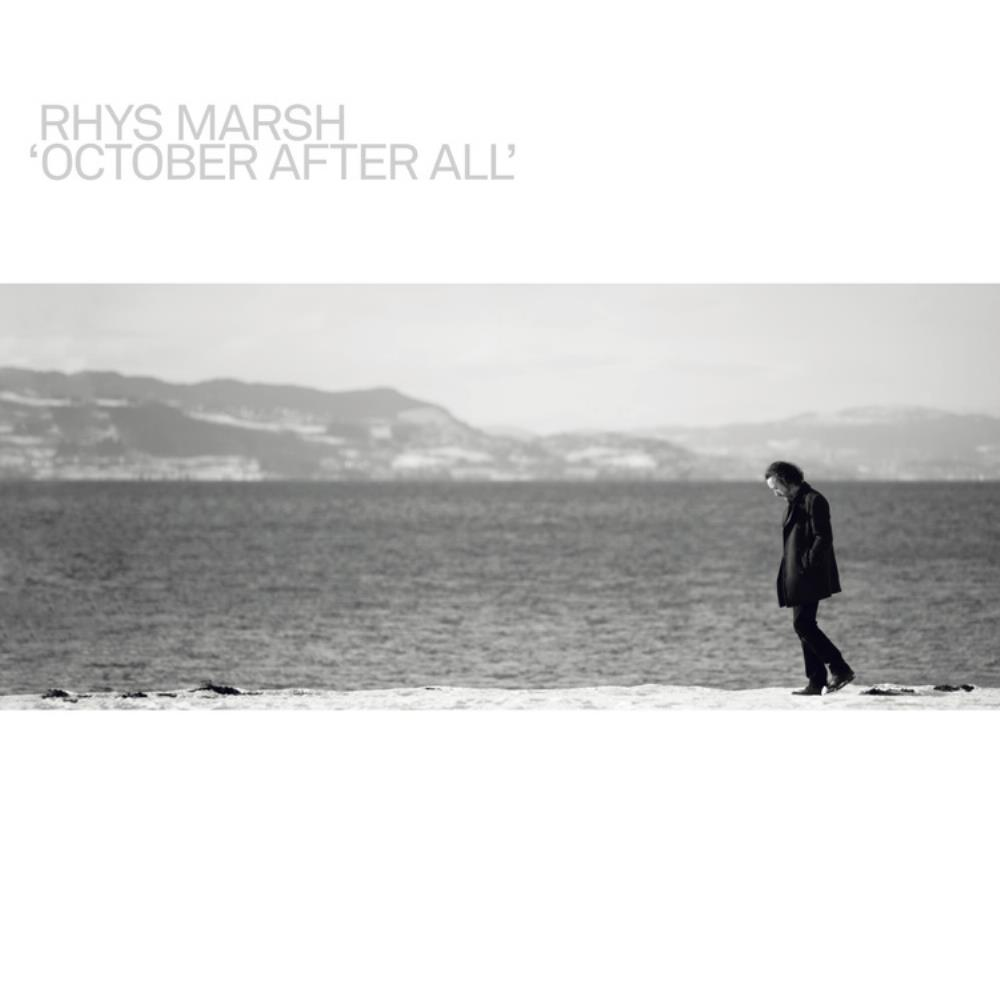 October After All by MARSH, RHYS album cover