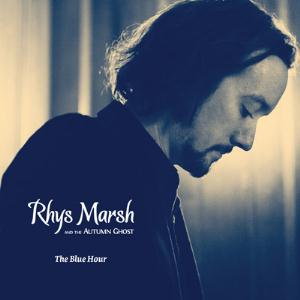Rhys Marsh The Blue Hour album cover