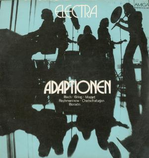 Adaptionen by ELECTRA album cover