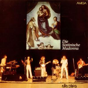 Die Sixtinische Madonna by ELECTRA album cover