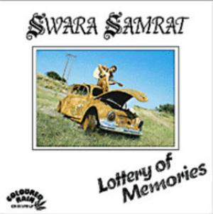 Lottery Of Memories  by SWARA SAMRAT album cover