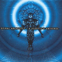 Spiral Architect - A Sceptic's Universe CD (album) cover