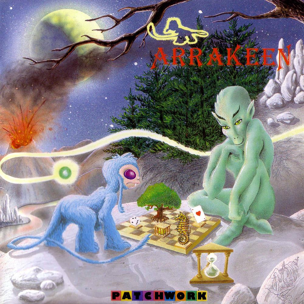 Patchwork by ARRAKEEN album cover