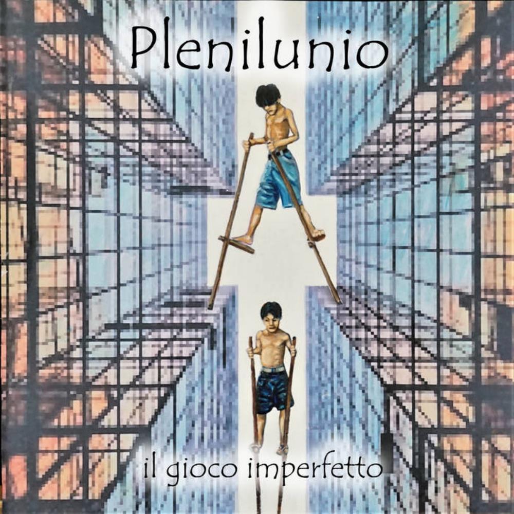 Il Gioco Imperfetto by Plenilunio album rcover