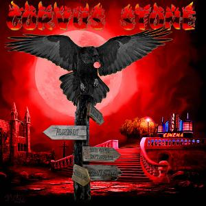 Corvus Stone - Corvus Stone CD (album) cover