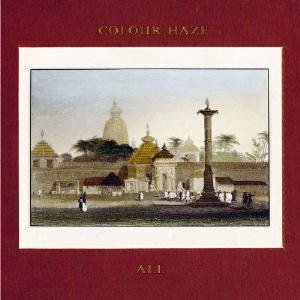 All  by COLOUR HAZE album cover