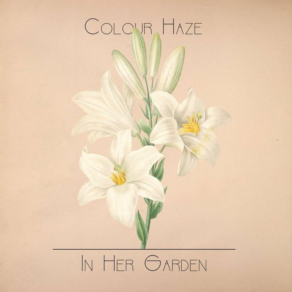 In Her Garden by COLOUR HAZE album cover