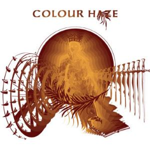She Said  by COLOUR HAZE album cover