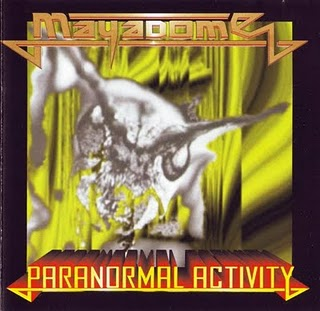 Paranormal Activity by MAYADOME album cover