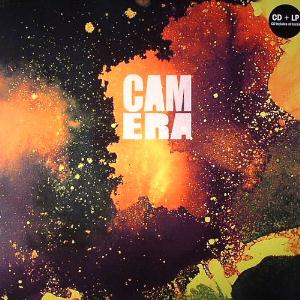Camera - Radiate! CD (album) cover