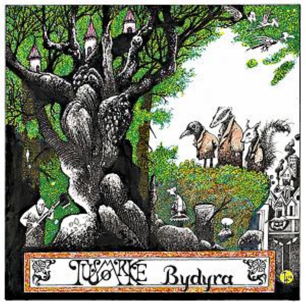 Bydyra by TUSMØRKE album cover