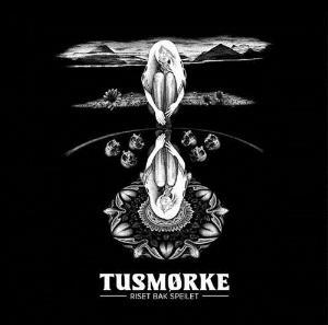 Riset Bak Speilet by TUSMØRKE album cover