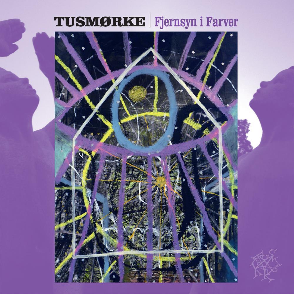 Fjernsyn I Farver by TUSMØRKE album cover
