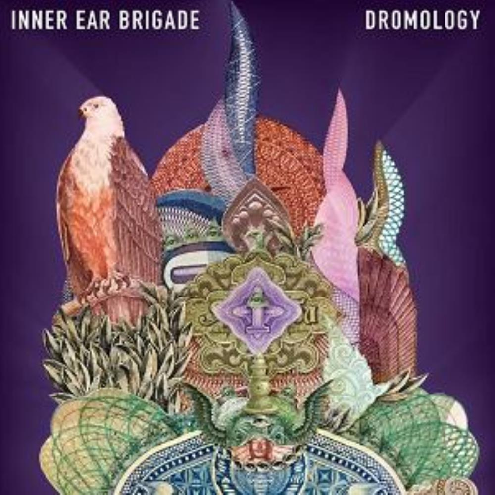 Dromology by INNER EAR BRIGADE album cover