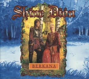 Shine Dión - Berkana CD (album) cover