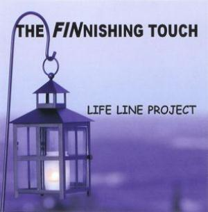 Life Line Project - The Finnishing Touch CD (album) cover