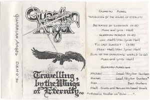 Guardian Angel Travelling by the Wings of Eternity album cover