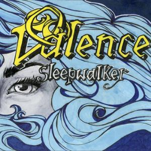Valence - Sleepwalker CD (album) cover