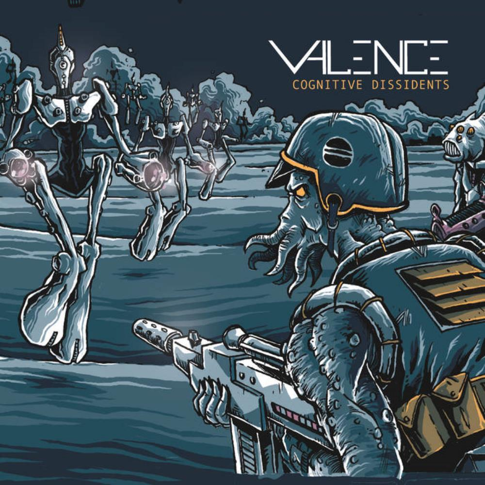 Valence Cognitive Dissidents album cover