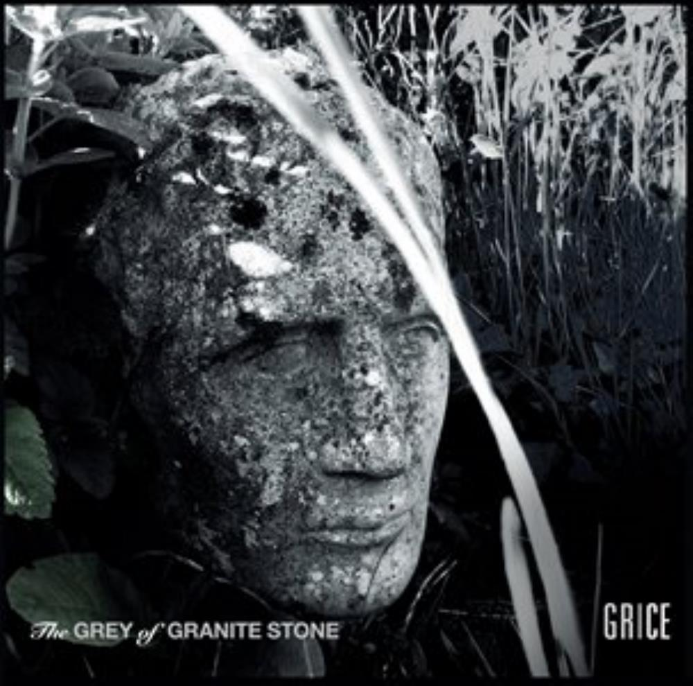 The Grey of Granite Stone by GRICE album cover