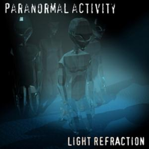 Paranormal Activity Light Refraction album cover