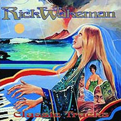Rick Wakeman The Classic Tracks  album cover