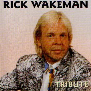 Rick Wakeman Tribute album cover