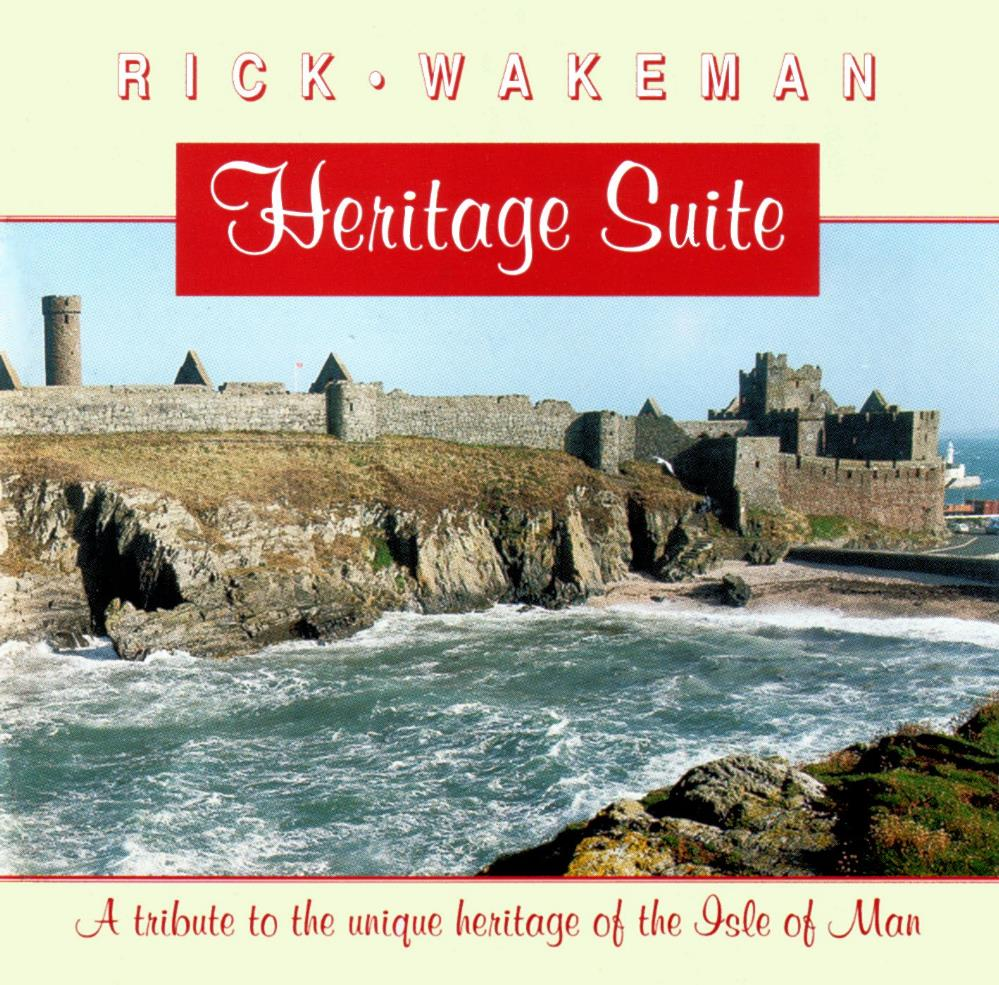 Rick Wakeman - Heritage Suite CD (album) cover