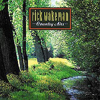 Rick Wakeman Country Airs album cover