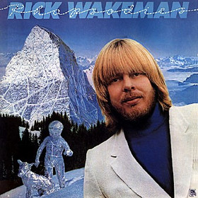 Rick Wakeman Rhapsodies  album cover
